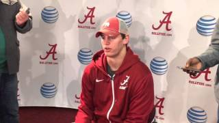 Jake Coker talks Auburn, Iron Bowl rivalry