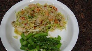 Shrimp Fennel/Anise  Dinner