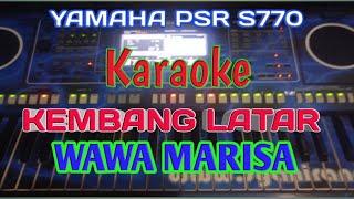 KEMBANG LATAR KARAOKE WAWA MARISA