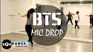"Download BTS ""MIC DROP"" Dance Tutorial (Prechorus, Chorus)"