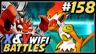 "Pokemon X and Y Wifi Battle #158 - Live Vs Shadic ""It"