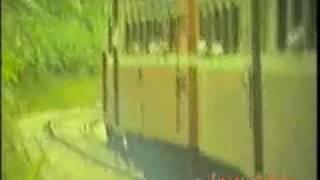 1982年7月の阿里山森林鐵路、北門駅から阿里山へ