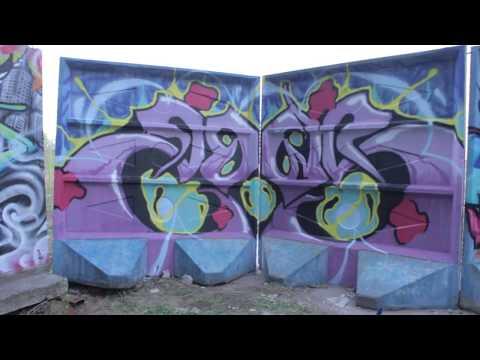 Jiggle Graffiti Underground Street Fest