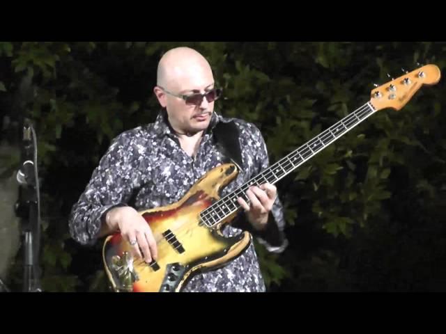 ISPANI JAZZ FESTIVAL 2013 - XI edizione - Dario Deidda -  solo on the bass