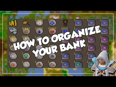Download How To Organize Your Messy Bank In Old School Runescape MP3