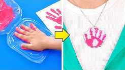 POSITIVE PARENTING TIPS Cute Crafts And DIY Ideas For Parents