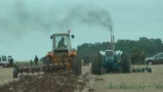 speed ploughing big power classic tractor style !