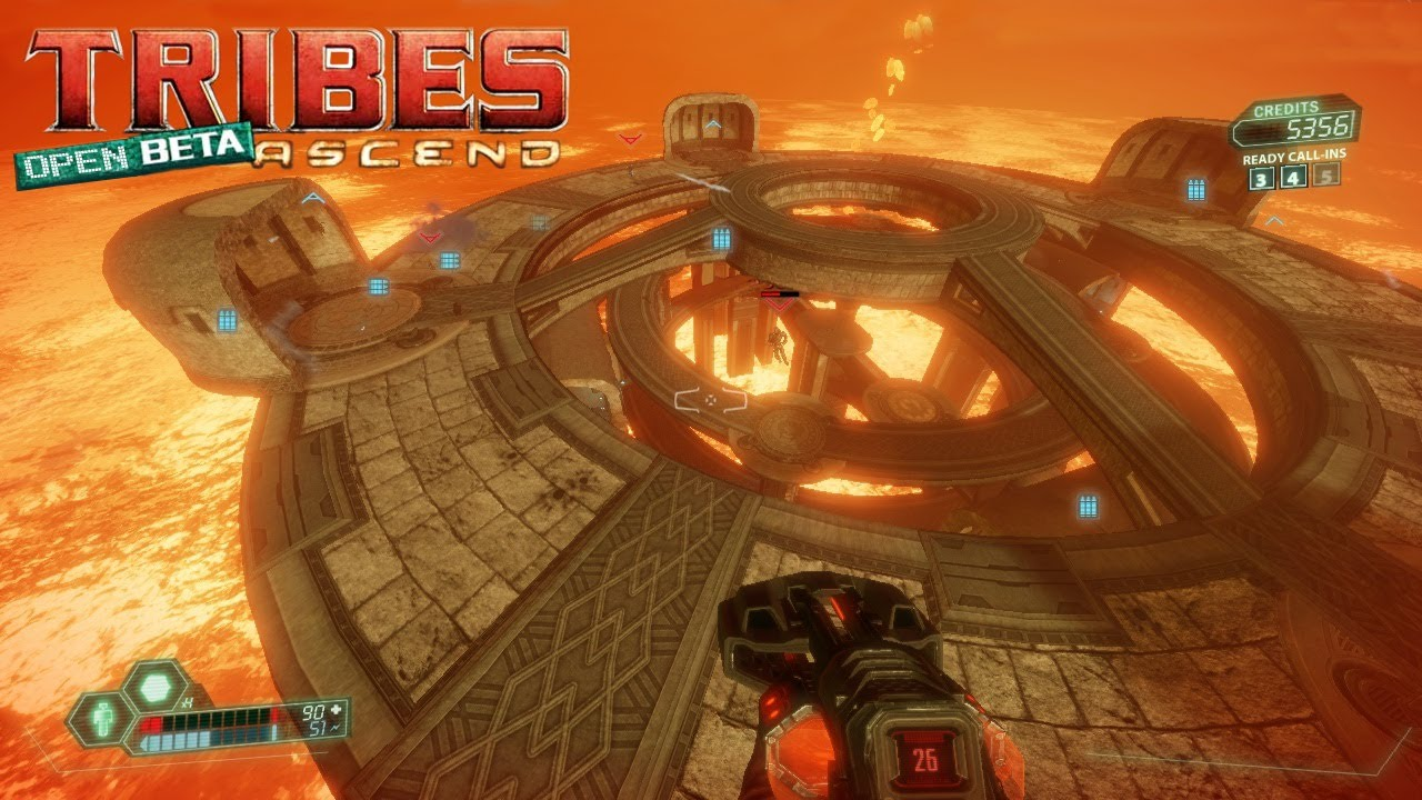 Tribes Ascend [Commentary] New Arena Gametype / Maps / Update / Open Beta - Tribes Ascend [Commentary] New Arena Gametype / Maps / Update / Open Beta