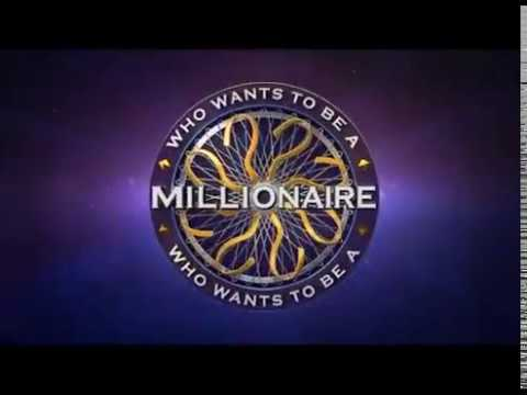 Who Wants To Be A Lotto Millionaire? By G.Games (Intro)