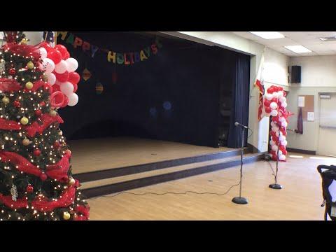 De Anza Magnet Christmas Program