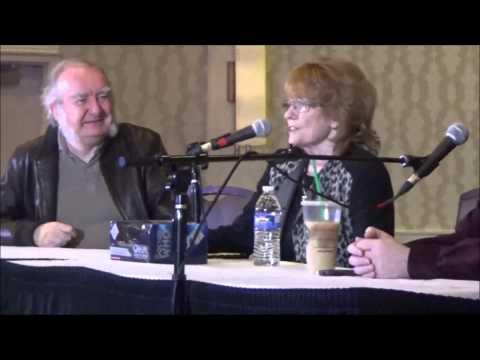 Deborah Watling talks about Patrick Troughton and playing Victoria