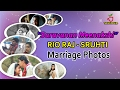 SUN MUSIC RIO RAJ - SRUTHI Marriage Photos !| Tamil Cinema News |-TamilCineChips