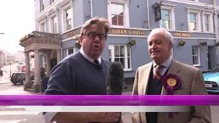 Neil Hamilton Newport West by election 2019