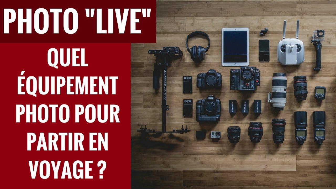 Dans De Son VoyageQuel Matériel Photo Sac Live Emmener w08yvmNPnO