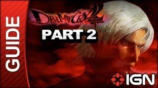 Devil May Cry 2 HD - Mission 2 - Walkthrough