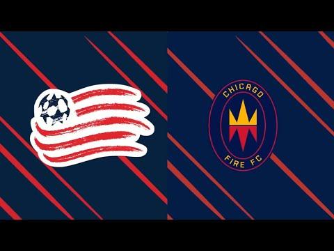 FULL HIGHLIGHTS: Revolution 1, Chicago Fire FC 1