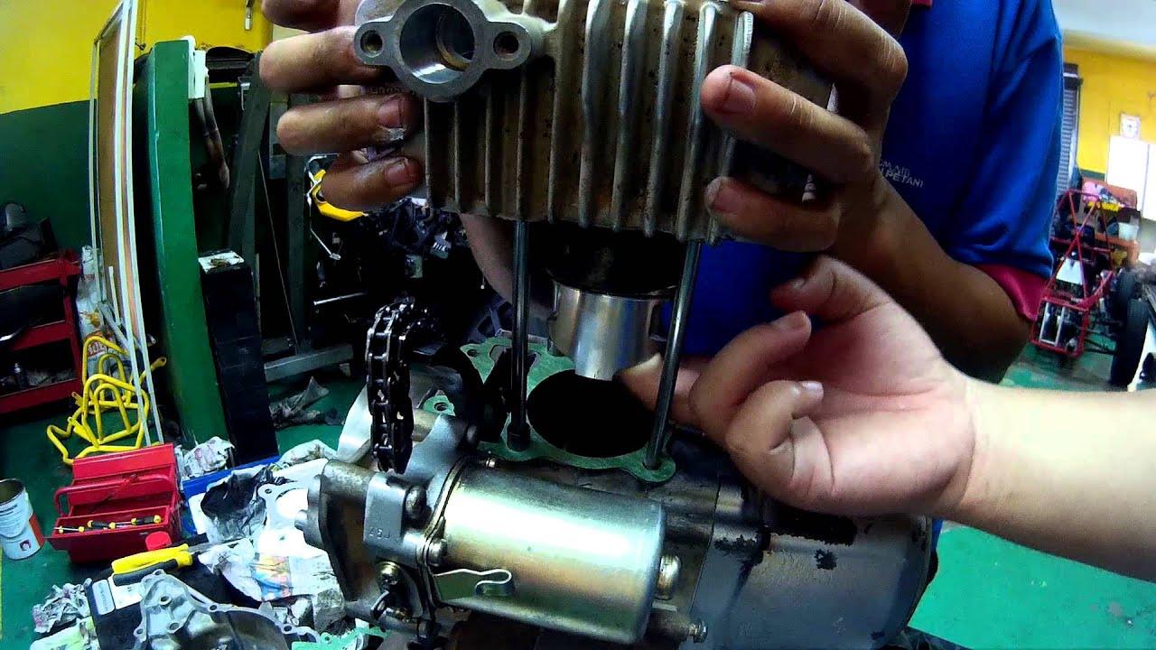 Engine Kriss Installation Part 3
