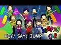[歌ってみた] Hey! Say! JUMP's JUMPing Car - cover by JUMP!D