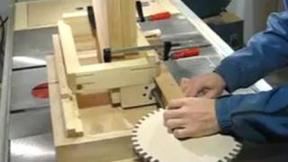 Box Joint Jig With Screw Advance
