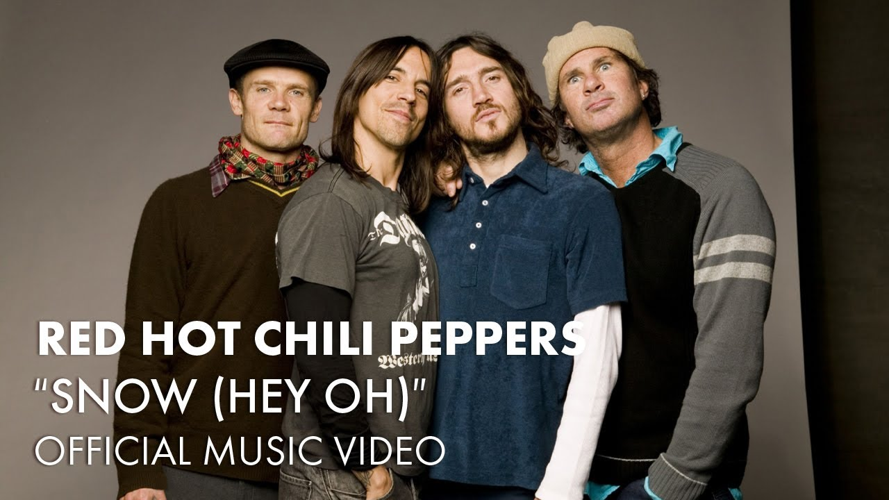red hot chili peppers snow hey oh official music video youtube. Black Bedroom Furniture Sets. Home Design Ideas