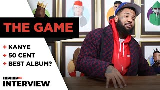 The Game Reflects On Career, Talks Eminem Collab, Diddy Almost Signing Him, & Raps Kanye West Battle