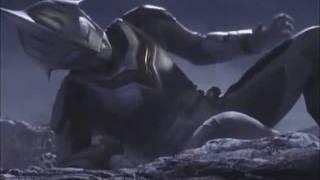 Ultraman Nexus VS Dark Mephisto