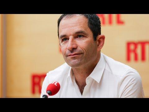 Benoît Hamon, invité de RTL, vendredi 7 juillet 2017