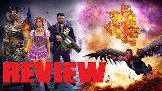 Saints Row IV Re-Elected & Gat Out of Hell Review