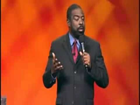 Les Brown - Why People Fail