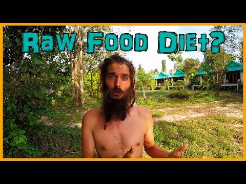 RAW IS LAW: WHY EATING A RAW FOOD DIET JUST MAKES PLAIN SENSE