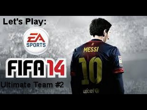 Let's Play: FIFA 14 - Ultimate Team #2 | Mkhitaryan mit Traumtor ^^