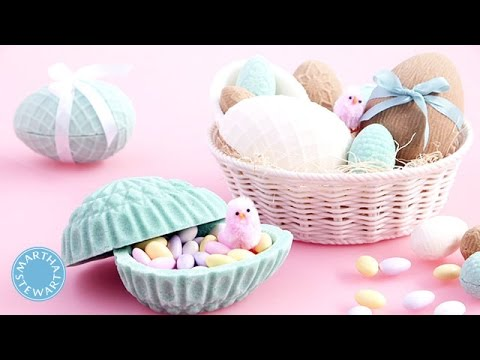 Colorful Brown Sugar Easter Eggs - Martha Stewart