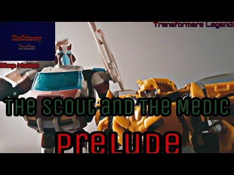 Transformers Legends Prelude - AGE OF SWAGWAVE 2020 (Transformers Stop Motion Film)