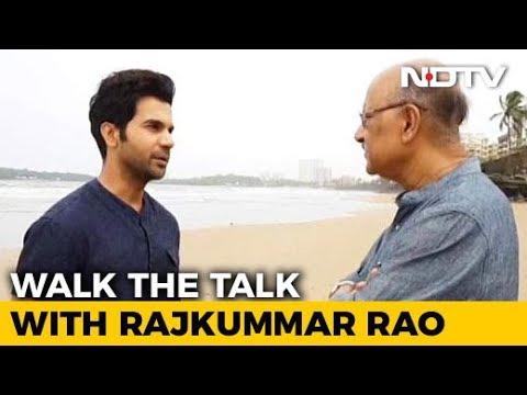 Walk The Talk With Rajkummar Rao