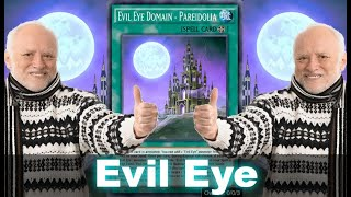 Evil Eye! Proof Yugioh players are illiterate ft. The great wall of text (Yu-Gi-Oh! Duel Links)