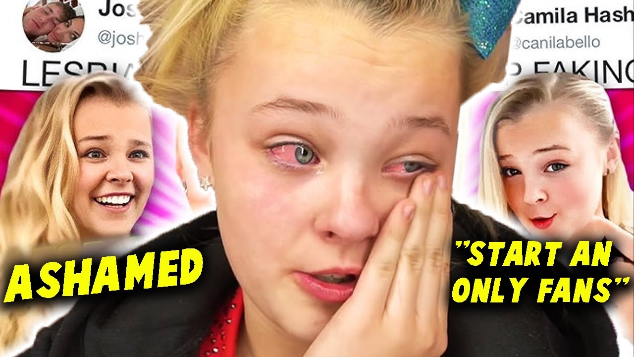 Jojo Siwa Acts Her REAL AGE, And STILL GETS HATE.
