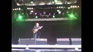 Alain Johannes Endless Eyes am Openair Gampel