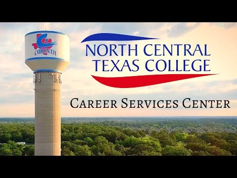 North Central Texas College  - Career Services Center