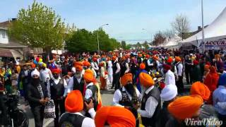 Sikh Motorcycle Club Surrey Nagar Kirtan 2015