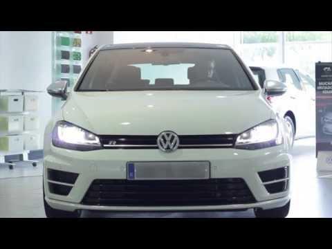 VW Golf R VII - Sound - Interior - Features