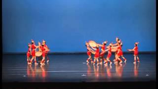 聖公會日修小學舞蹈節參賽影片-踩茶 (彝族)
