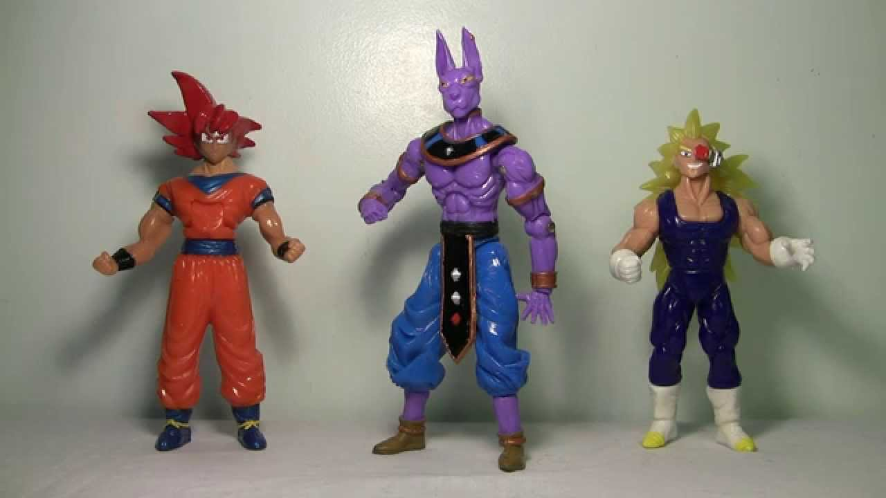 Dragon Ball Z: Battle of Gods QUALITY Figures
