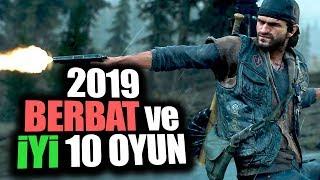 2019 YILININ EN KÖTÜ VE EN İYİ 10 OYUNU! (İlk 6 Ay)