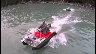 Zego Boats in Valdez Bay