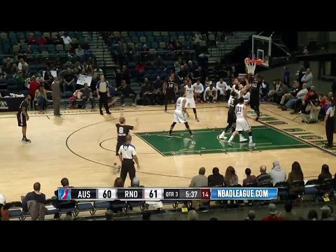 Cory Jefferson 2017 NBA D-League All-Star Season Highlights