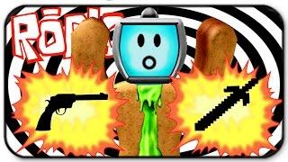 Roblox Murder Mystery 2 - I Got A Godly Knife And Classic Gun