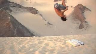 Saltos Mortales Alexandre Trailer 2011 ICA-PERU Cielo y Arena