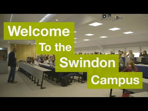 Welcome to the Swindon Campus