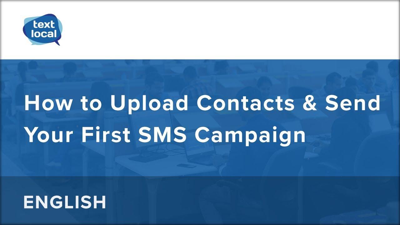 Send Bulk SMS Online, Send SMS with Files & Weblinks