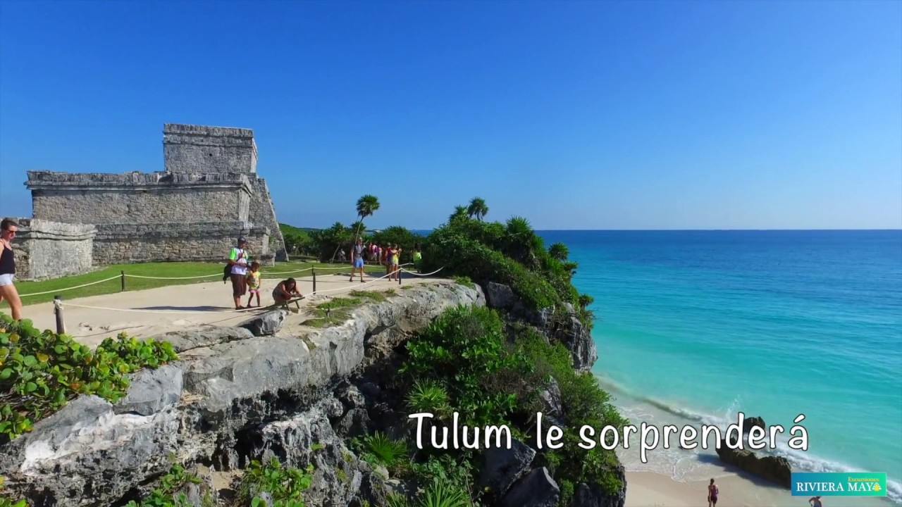 Excursiones riviera maya tulum imprescindible youtube Excursiones en riviera maya
